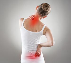 Rückenschmerzen Gliederschmerzen