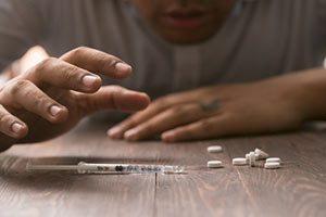 Erste Hilfe bei Drogen Überdosierung
