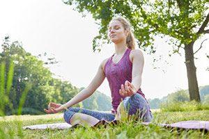 Tägliche Meditation