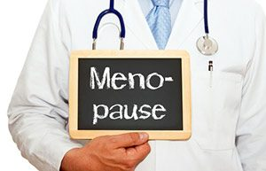 Menopause Hitzewallungen Klimakterium