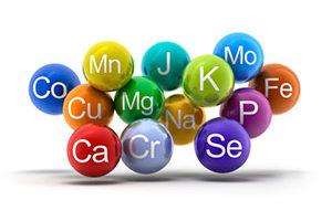 Mineralstoffe Spurenelemente Elektrolyte