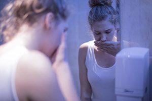 Interview über Anorexie