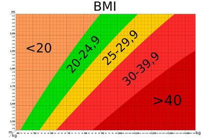 Bmi frau BMI Rechner