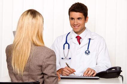 Vertrauen in Fachärzte