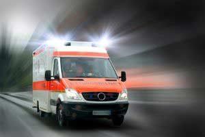krankenhaus krankenwagen