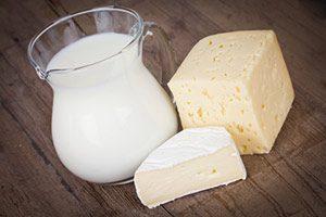 Laktoseintoleranz (Milchzuckerunvertröglichkeit)
