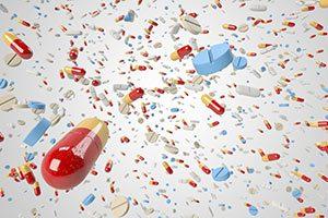 Arzneimittelvergiftung pillen Lyrica 100mg