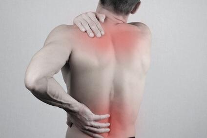 Beinschmerzen und Gewichtsverlust