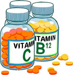 vitamin vitamine