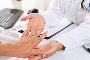 Rheumatologe Rheumafaktor RF