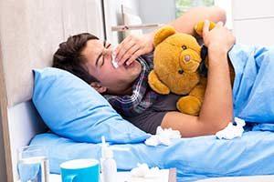 Grippe - Influenza Grippe Schnelltest