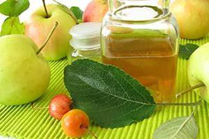 Apfelessig-Diät Apfel Diät Apfelessig