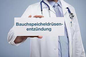 Bauchspeicheldrüsenentzündung , Amylase Pankreas Bauchspeicheldrüse Lipase