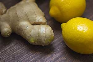 Chili und Ingwer Diät, Zitrone