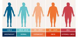 BMI Rechner von Krank.de