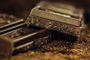 rubidium in schokolade