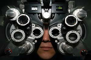 Augenarzt messung