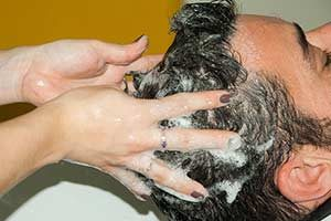 sulfat shampoo