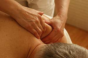 Chiropraktiker massage