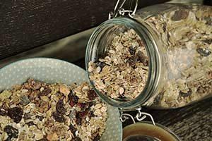 Haferflocken-Diät Nutripoints Diät
