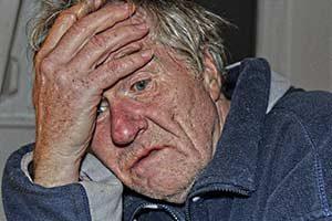 demenz Apathie alzheimer