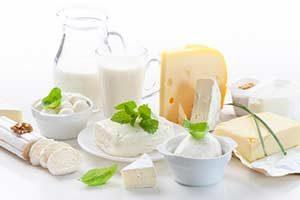 Milch & Milcherzeugnisse