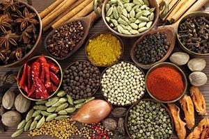 gewürze kräuter pflanzen lebensmittel kalorien kalorientabelle Hausmittel gegen Appetitlosigkeit