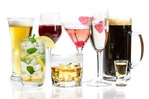 alkoholische getränke lebensmittel kalorien kalorientabelle