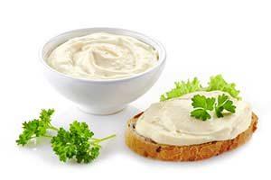 frischkäse lebensmittel kalorien kalorientabelle