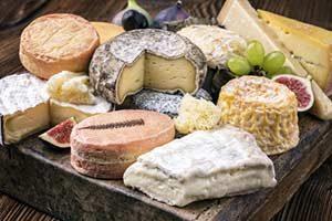 käse lebensmittel kalorien kalorientabelle Geotrichum candidum