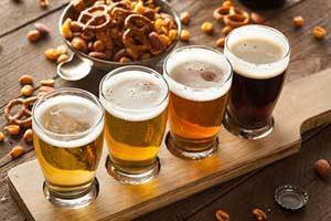 bier biere lebensmittel kalorien kalorientabelle