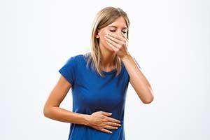 Krankheiten Divertikulitis Apfelessig-Diät