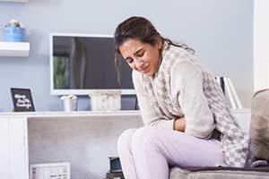 Menstruationsbeschwerden hausmittel Regelschmerzen Periode