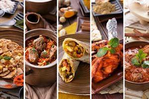 Gerichte & Speisen