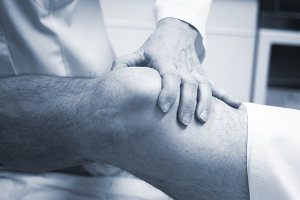 Behandlung Orthopädie Bandagen