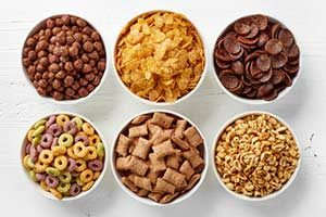 müsli cornflakes flocken lebensmittel kalorien kalorientabelle