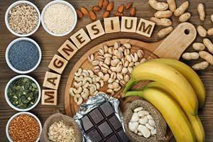Magnesium mg mineralstoffe Symptome Muskelzucken