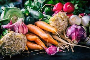 gemüse lebensmittel kalorien kalorientabelle Orthomolekularmedizin