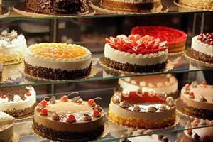 kuchen torten lebensmittel kalorien kalorientabelle