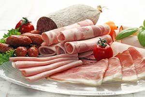 Wurstaufschnitt lebensmittel kalorien kalorientabelle