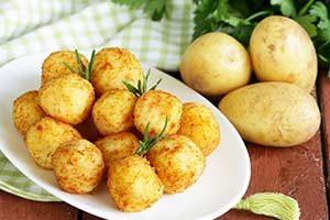 kartoffelprodukte lebensmittel kalorien kalorientabelle