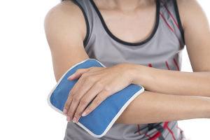 Erste Hilfe bei Muskelzerrung