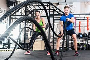 Battle Ropes Sport