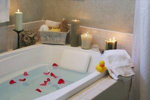 Behandlung Erkältungsbad