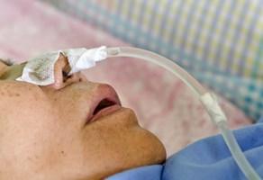 Behandlung Magensonde