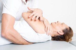 Behandlung Chirotherapie