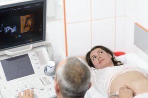 Behandlung 3D Ultraschall