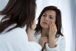 Symptom Augenzucken Augenringe Augen Ringe botox 100