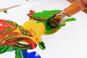 Behandlung Kunsttherapie