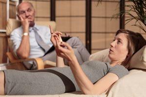 Behandlung Verhaltenstherapie